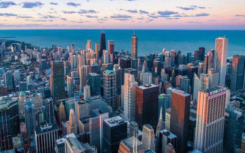 Rozrastanie się miast 2021